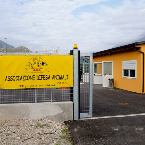 A.D.A. Arco - Sede in Via S. Caterina 113C